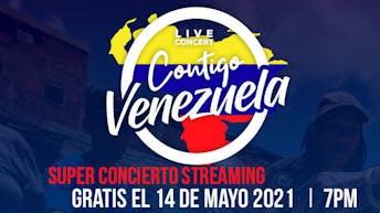 Concierto Contigo Venezuela