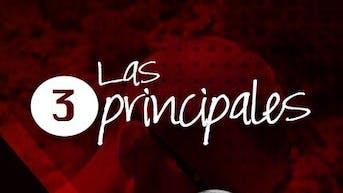 LAS 3 PRINCIPALES